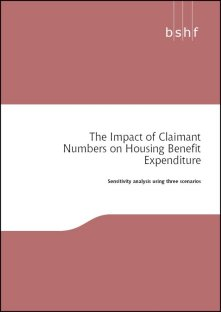 The Impact of Claimant Numbers on Housing Benefit Expenditure