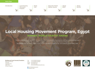 Local Housing Movement Program and study visit report