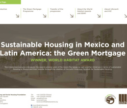 The Green Mortgage Programme Report