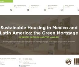 Informe sobre el Programa Hipoteca Verde