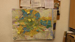 Valencia homeless meet up map