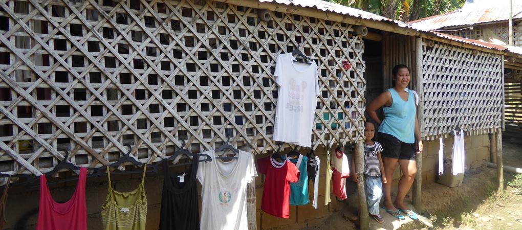Post-Haiyan Self-Recovery Housing Programme - World Habitat