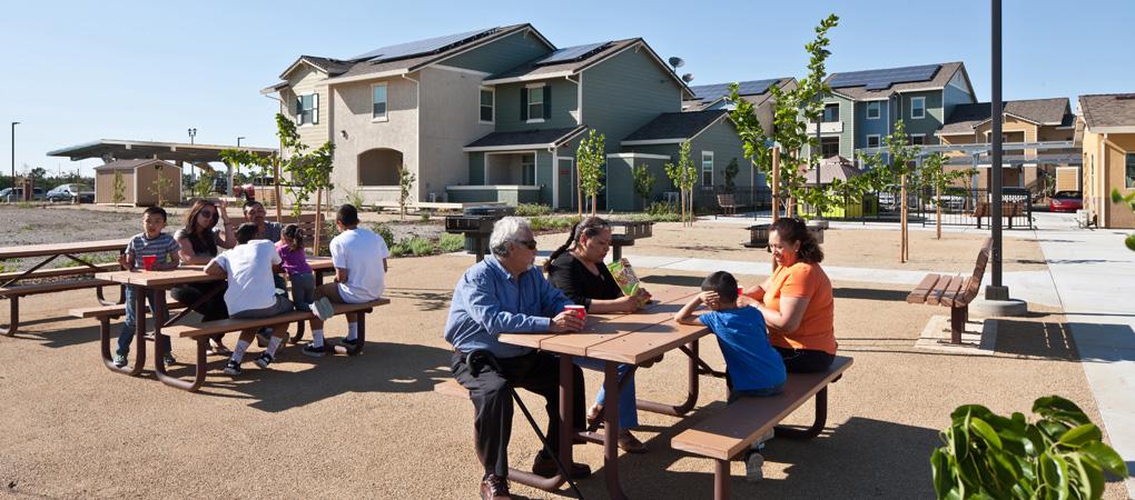Mutual Housing At Spring Lake World Habitat