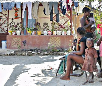 Promoting local building cultures in Haiti