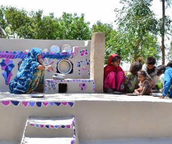 Pakistan Chulahs: The smokeless stoves empowering women and changing lives